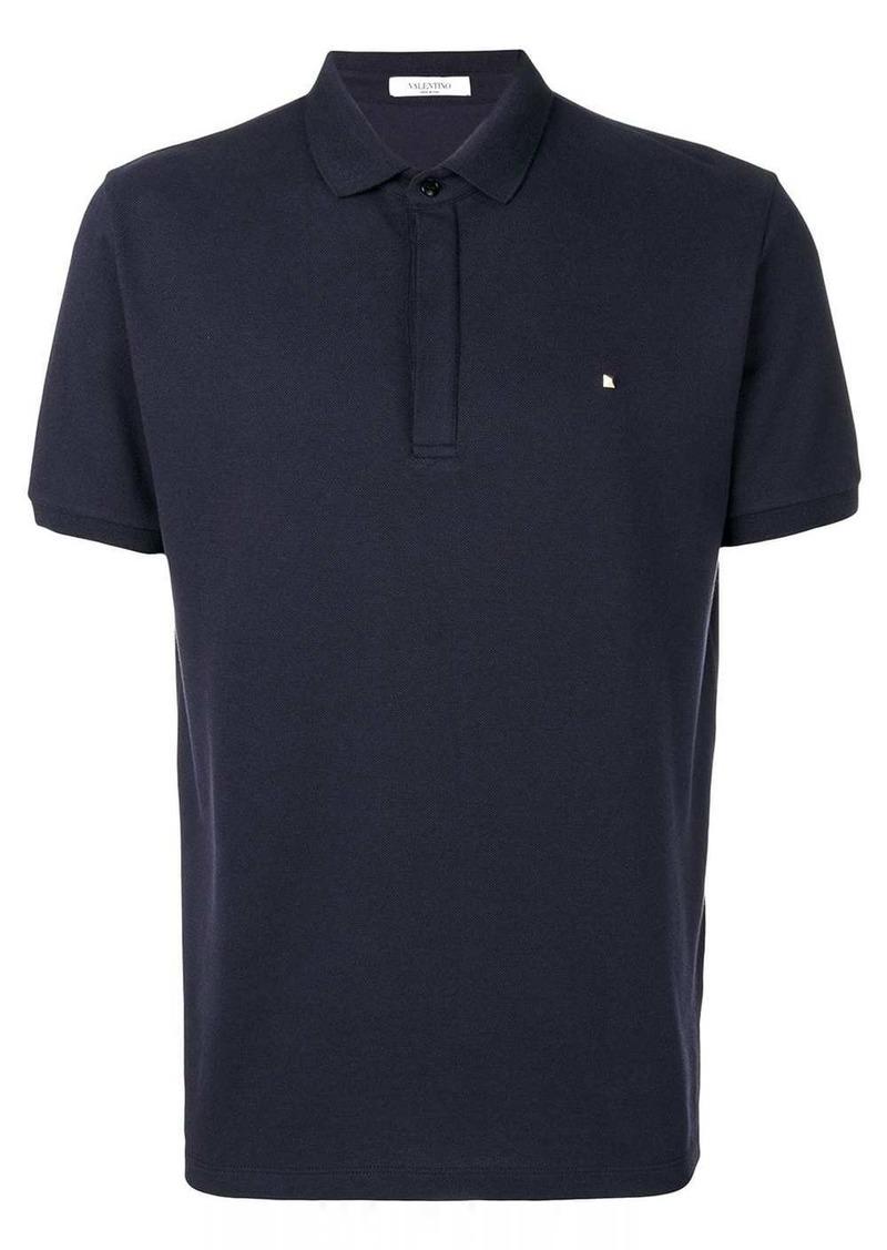 Valentino short sleeve polo shirt