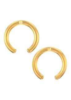 Valentino Small Hoop Earrings