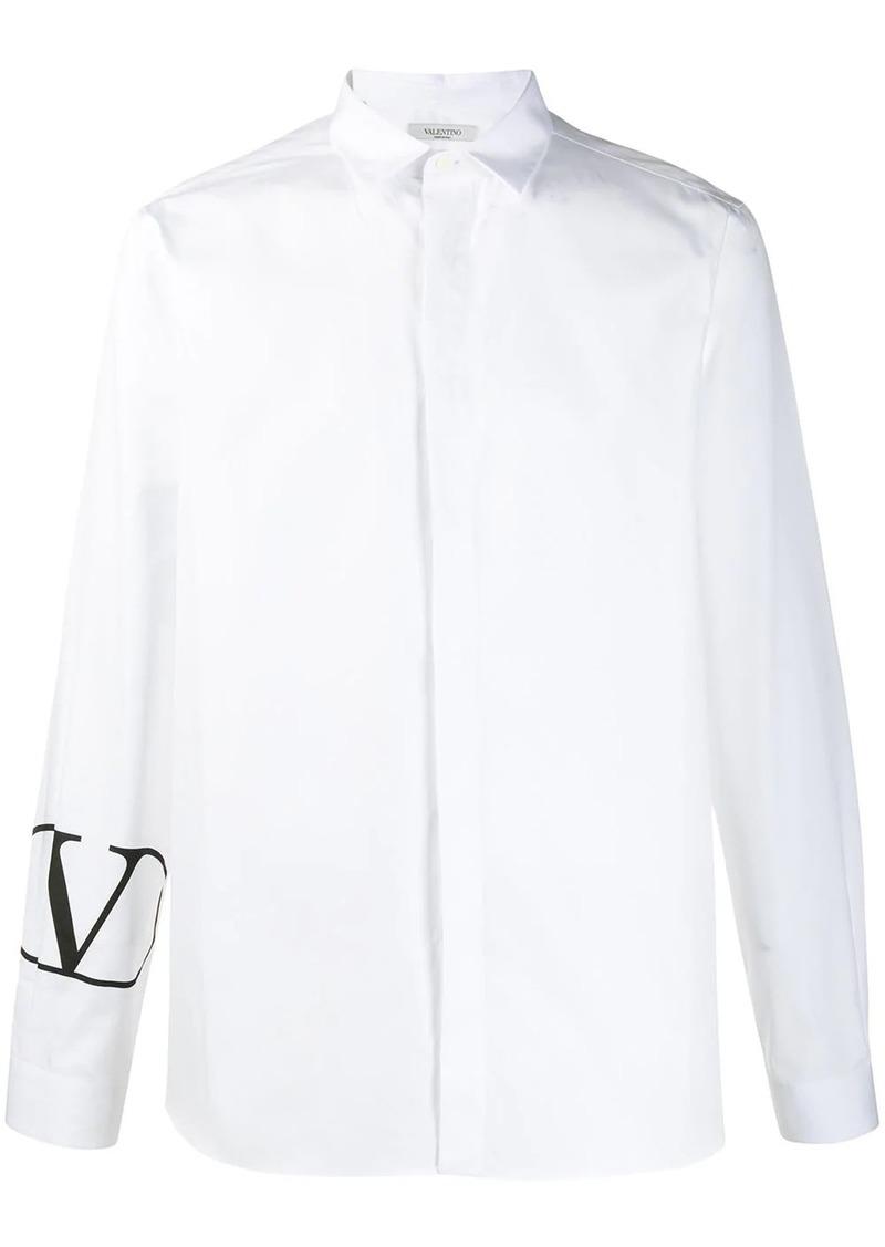 Valentino small printed VLOGO shirt