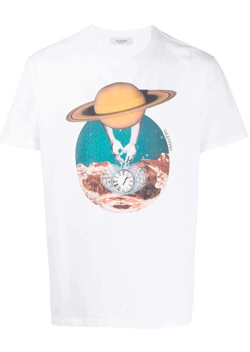 Valentino Soul Planets T-shirt