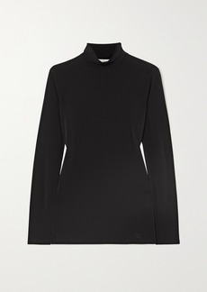 Valentino Stretch-knit Turtleneck Sweater