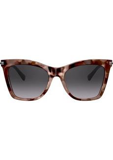 Valentino studded arms cat-eye sunglasses