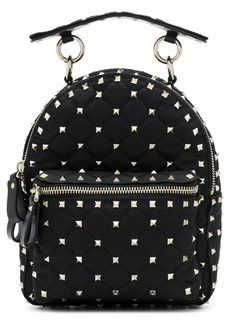 Valentino studded mini backpack