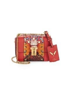 Valentino Studded Mini Leather Shoulder Bag