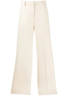 Valentino tailored wide leg trousers