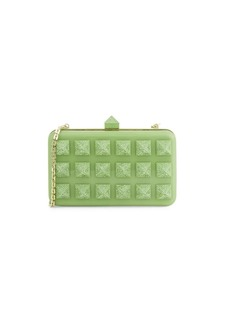 Valentino Textured Convertible Clutch