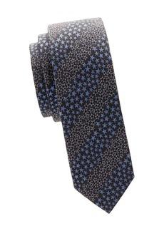 Valentino Textured Star Tie