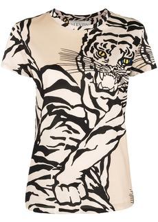 Valentino tiger motif T-shirt