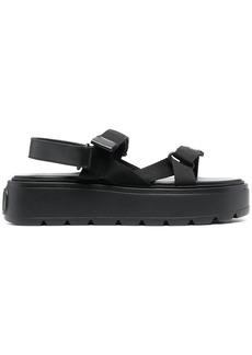 Valentino Uniqueform flatform sandals