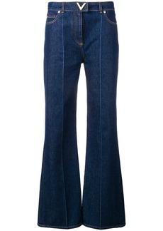 Valentino V detail regular-fit jeans