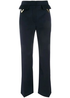 Valentino V hardware trousers