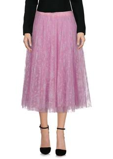 VALENTINO - 3/4 length skirt