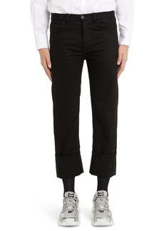 Valentino 2099 Slim Straight Jeans