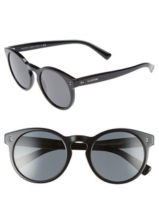 Valentino 50mm Retro Sunglasses