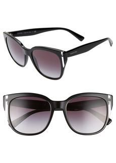 Valentino 54mm Sunglasses