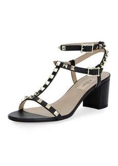 Valentino Rockstud T-Strap 60mm Sandal