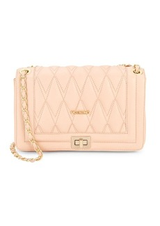 Valentino by Mario Valentino Alice D Quilted Leather Shoulder Bag