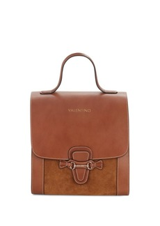 Valentino by Mario Valentino Amy Leather & Suede Satchel