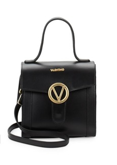 Valentino by Mario Valentino Agnes Leather Crossbody Bag
