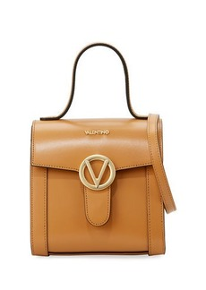 Valentino By Mario Valentino Agnes Soave Leather Satchel Bag