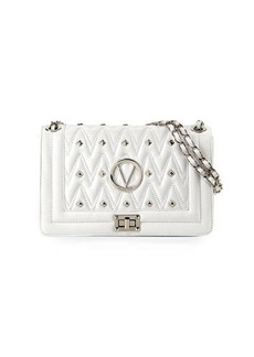 Valentino By Mario Valentino Alice D Quilted Flap Shoulder Bag