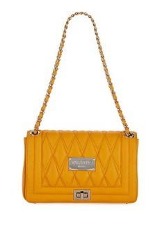 Valentino By Mario Valentino Alice Quilted Flap Shoulder Bag