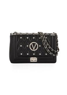 Valentino By Mario Valentino Alice Sauvage Studded Shoulder Bag