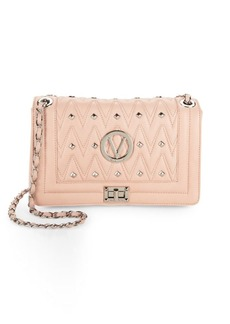 Valentino by Mario Valentino Alice Studded Shoulder Bag