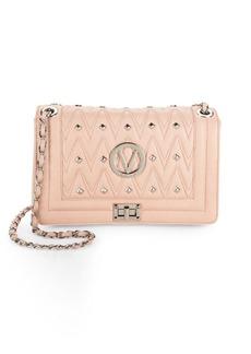 Valentino by Mario Valentino Alice Studded Shoulder Bag
