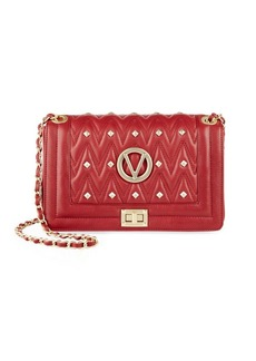 Valentino by Mario Valentino Aliced Leather Shoulder Bag