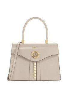 Valentino By Mario Valentino Anais Soave Leather Satchel Bag