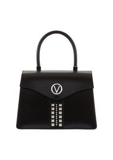 Valentino By Mario Valentino Anais Soave Leather Satchel Bag