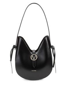 Valentino by Mario Valentino Anny Leather Hobo Bag