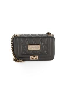 Valentino by Mario Valentino Beatriz Leather Mini-Crossbody Bag
