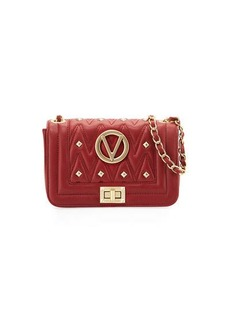 Valentino By Mario Valentino Beatriz Quilted Leather Shoulder Bag