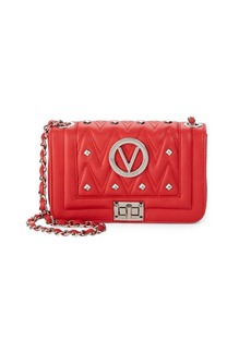 Valentino Beatriz Studded Quilted Leather Crossbody