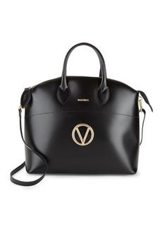 Valentino by Mario Valentino Bravia Leather Tote