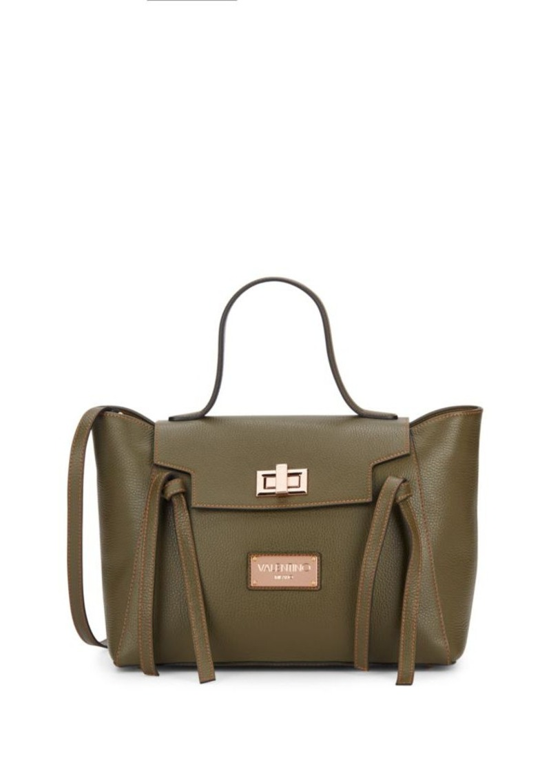 Valentino by Mario Valentino Camilla Leather Satchel