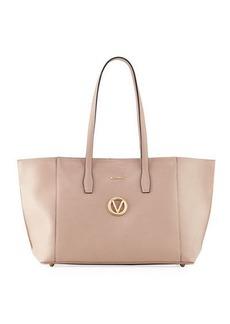 Valentino By Mario Valentino Caroline Palmellato Leather Tote Bag
