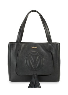Valentino by Mario Valentino Estelle Leather Shoulder Bag