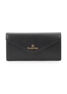 Valentino by Mario Valentino Fern Palm Leather Wallet