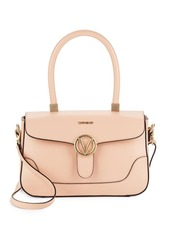 Valentino by Mario Valentino Gaele Italian Leather Crossbody Handbag