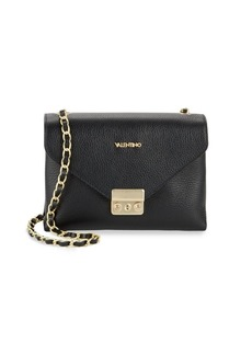 Valentino by Mario Valentino Isabelle Leather Crossbody Bag