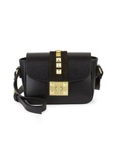 Valentino by Mario Valentino Italian Leather Crossbody Handbag