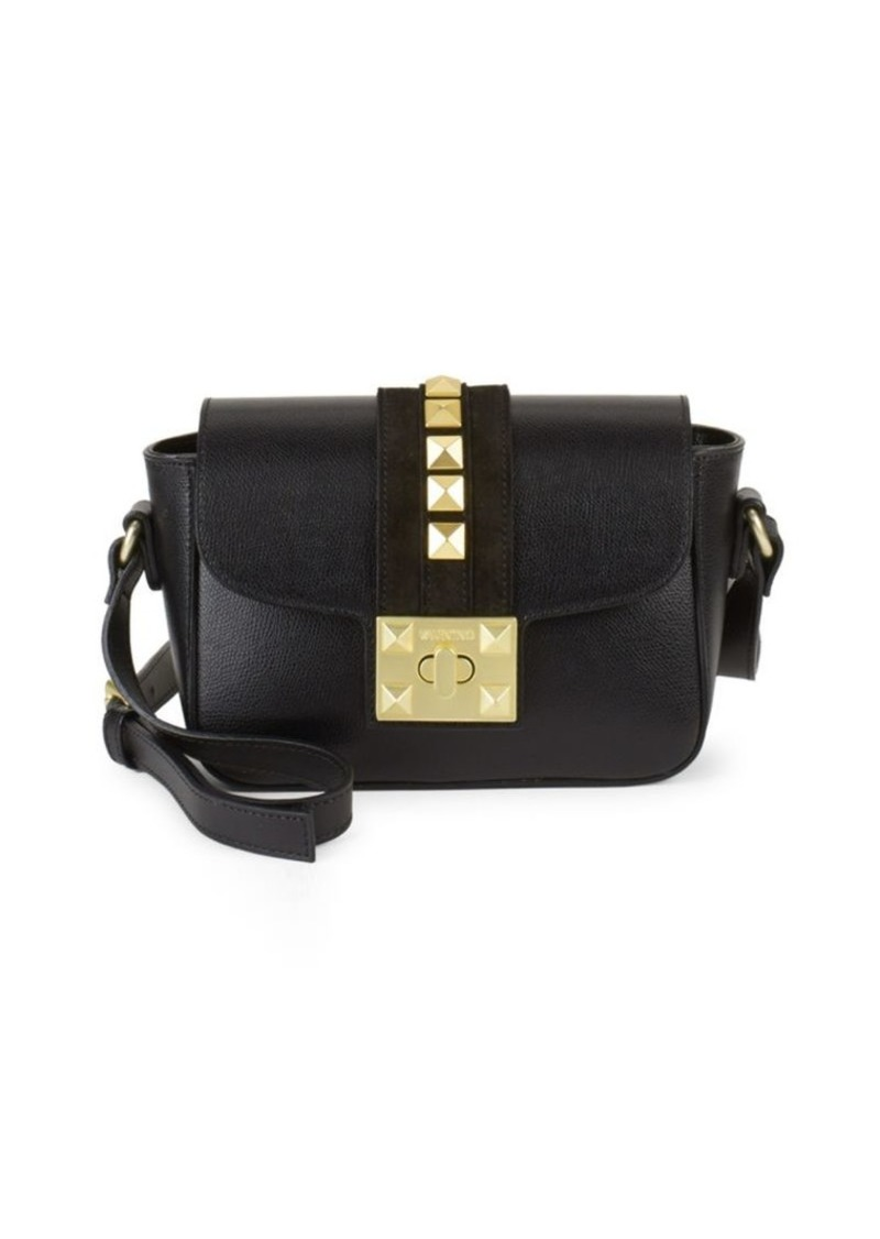 Italian Leather Crossbody Handbag