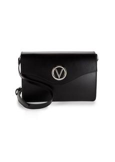 Valentino Jade Classic Leather Crossbody Bag