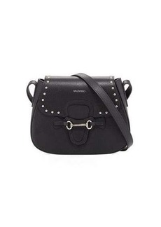 Valentino By Mario Valentino Juliette Studded Leather Crossbody Bag