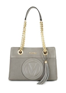 Valentino by Mario Valentino Kalip Leather Shoulder Bag