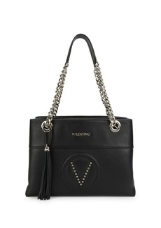 Valentino by Mario Valentino Karina Rhinestone Leather Bag