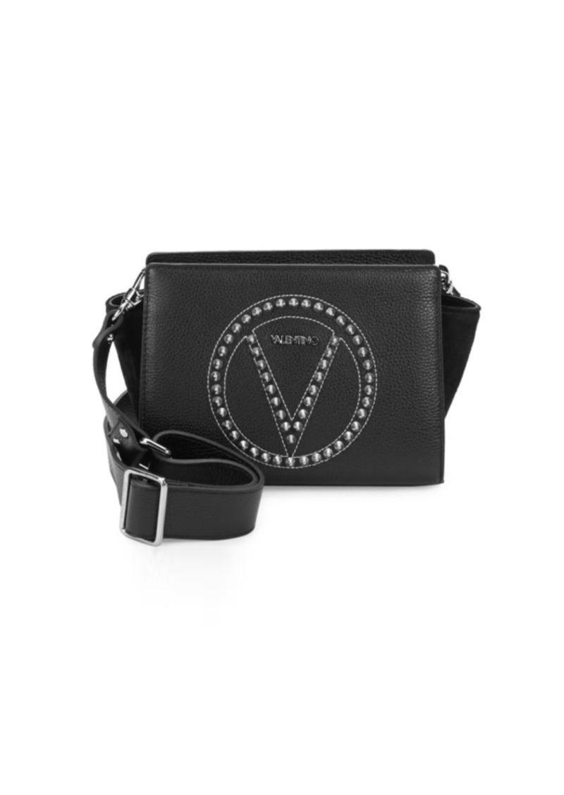 eadad614d385 On Sale today! Valentino by Mario Valentino Kiki Pebbled Leather ...